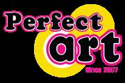 new logo Perfect art logo 2021-01